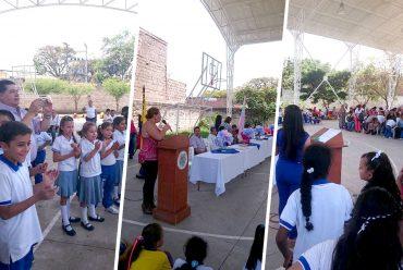 Inauguración de la Cubierta Polideportivo