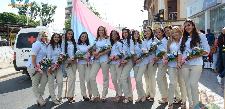 Desfile María Auxiliadora Domingo 28 de Mayo